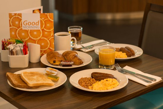 Slough, UK: Enjoy A Tasty Inclusive Breakfast At Our T5 Hotel