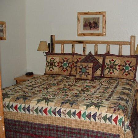 Tahoe Vista, CA: King Bed