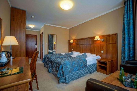 Farmona Hotel Business & Spa: Double room