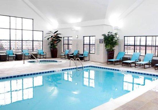 Residence Inn Lexington Keeneland/Airport: Indoor Pool & Spa