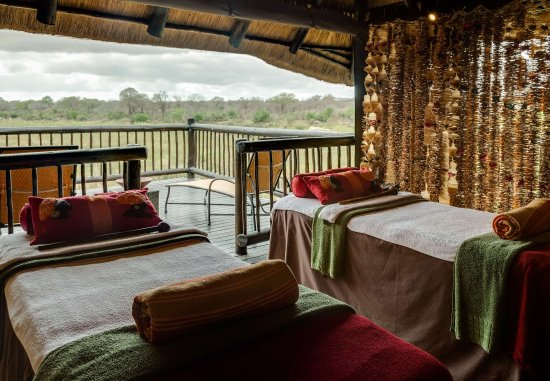 Skukuza, South Africa: Dee s African Spa   Treatment Area
