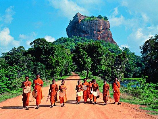 Kelaniya, Σρι Λάνκα: Sigiriya Lion Rock