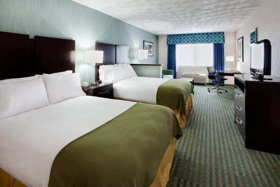 Holiday Inn Express and Suites Smithfield - Providence: Double Bed Guest Room
