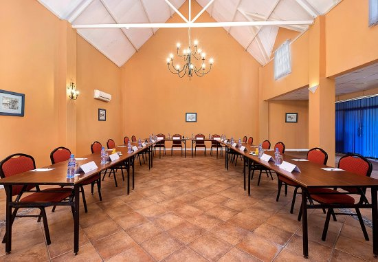 Chingola, زامبيا: Conference Room