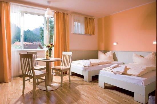 Veitsch, Autriche : triple room