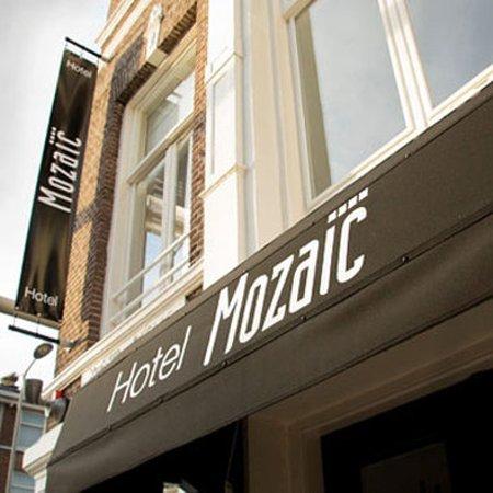 Stadsvilla Hotel Mozaic Den Haag: Exterior