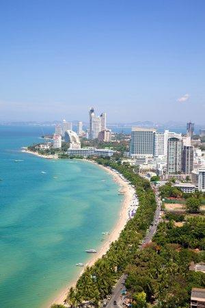 Hilton Pattaya: Pattaya Bay