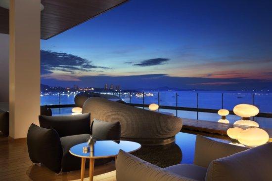 Hilton Pattaya: Drift Outdoor