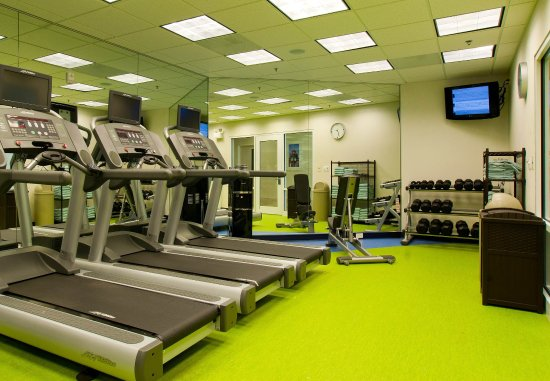 Fairfield Inn & Suites San Antonio Downtown/Alamo Plaza: Fitness Center