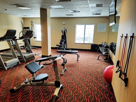 Holiday Inn Express Missoula NW: Fitness Center