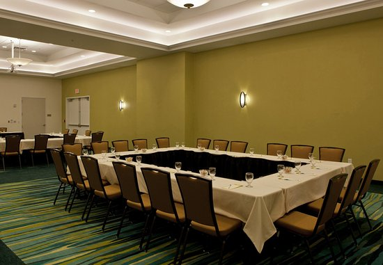 SpringHill Suites Huntsville Downtown: Redstone Ballroom - Conference Setup