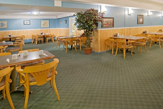 Canadas Best Value Inn: Restaurant