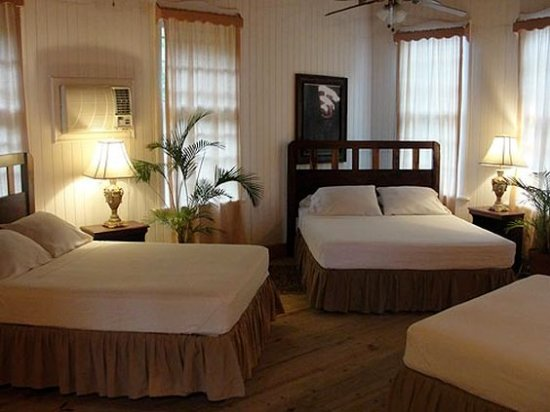 Paya Bay Resort: FAMILY-SIZED ROOMS