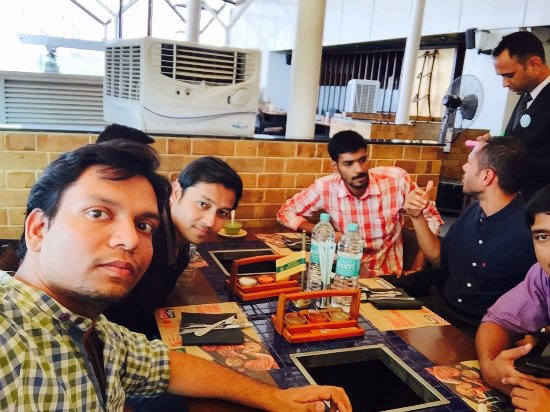 Barbeque Nation: Super quality place . Super quality food. Super service.