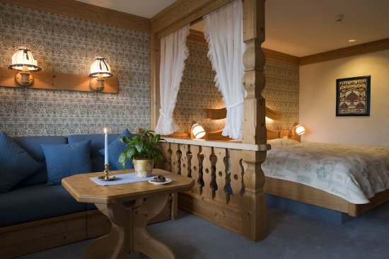 Hotel Le Grand Chalet : Superior single room