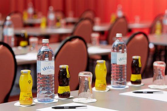 Waidring, Oostenrijk: Event Room at Rilano Resort Steinplatte