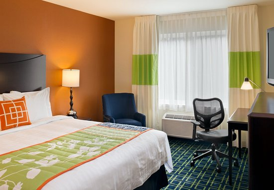 Puyallup, WA: King Guest Room