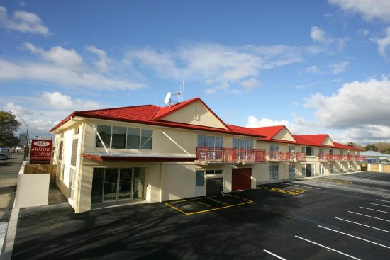 ‪BKs Motor Lodge Palmerston North‬