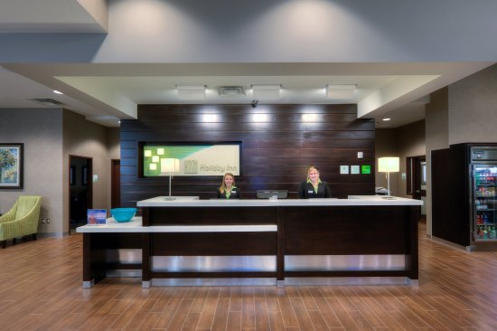 Holiday Inn Hotel & Suites Saskatoon Downtown: Welcome to Canada's first Hub at Holiday Inn.