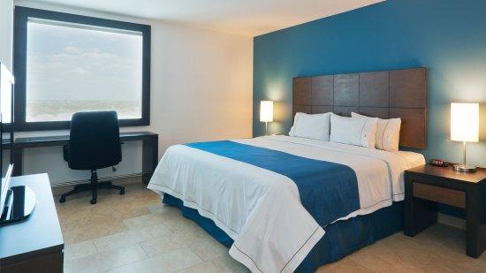 Holiday Inn Express Merida: Junior Suite King Bed