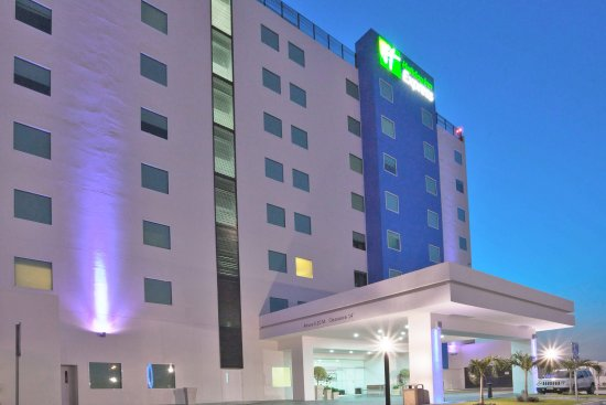 Holiday Inn Express Merida: Hotel Exterior