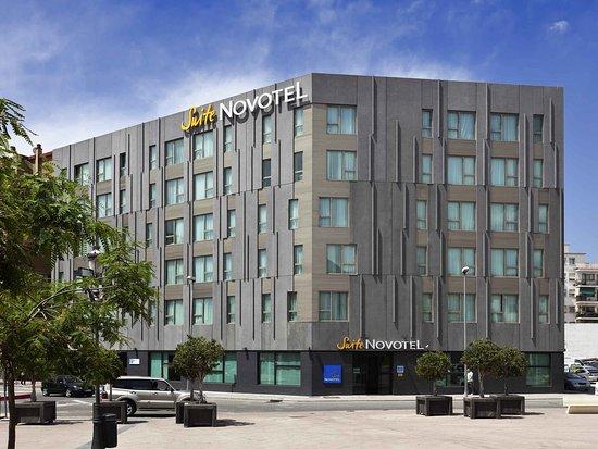 Novotel Suites Malaga Centro : Exterior