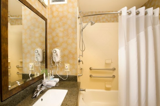 Tullahoma, TN: Accessible Bathtub in Guest Room