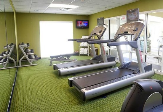 Fairfield Inn & Suites Paducah: Fitness Center