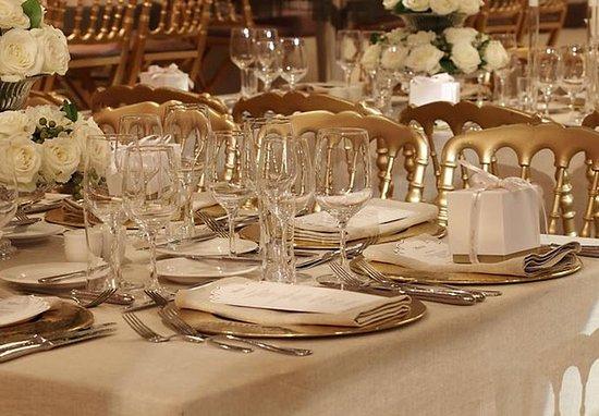 JW Marriott Hotel Ankara: Attelia Terrace   Wedding