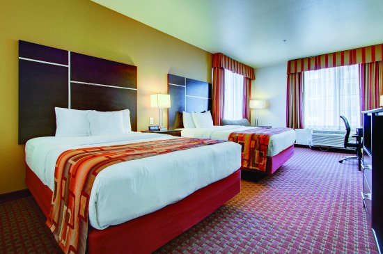 La Quinta Inn & Suites Denver Gateway Park: Guest Room