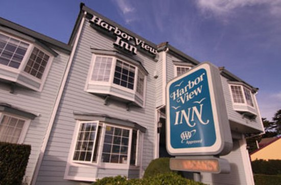 Harbor View Inn : Exterior