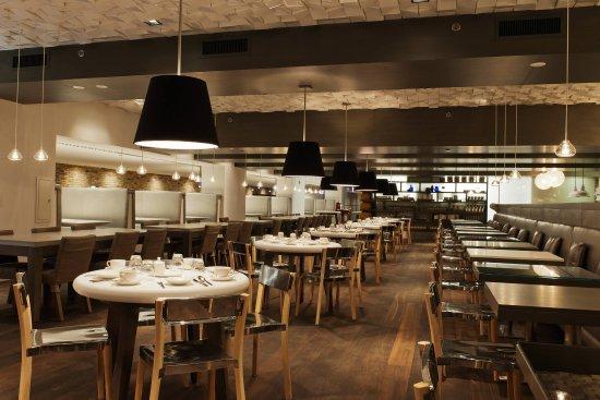 Radisson Blu Aqua Hotel: Restaurant