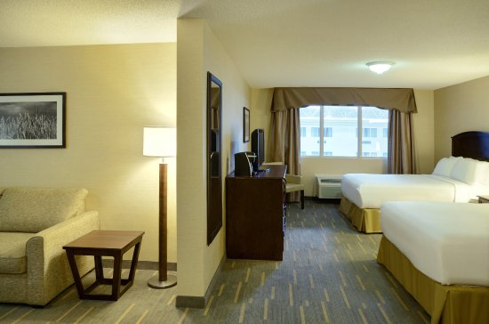 Holiday Inn Lethbridge: Suite