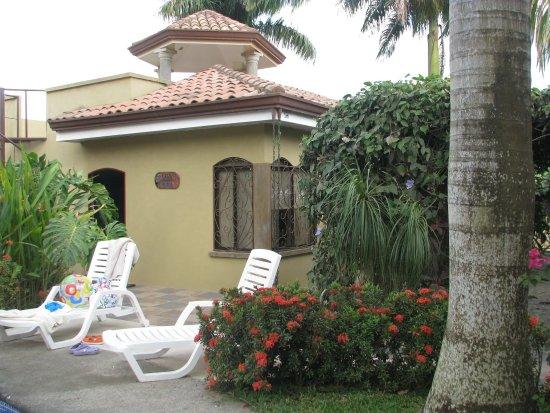 Playa Hermosa, Kosta Rika: 3 Bedroom, 2 bath Villa