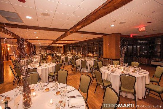 Bear Mountain Inn's Overlook Lodge: Meeting Room