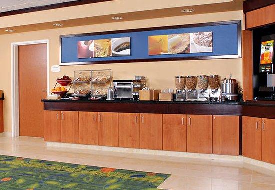 Millville, Nueva Jersey: Breakfast Buffet