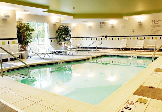 Fairfield Inn & Suites Millville Vineland: Indoor Pool