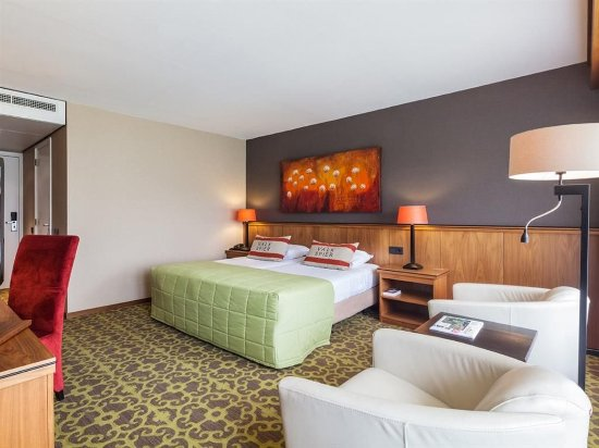 Spier, The Netherlands: Standard Room First Floor