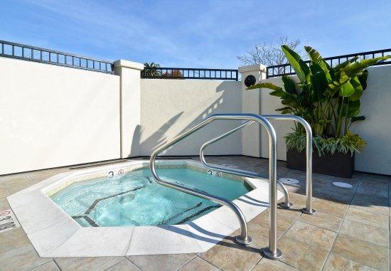 Capitola, Kalifornien: Outdoor Whirlpool