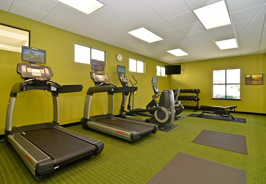 Capitola, CA: Exercise Room