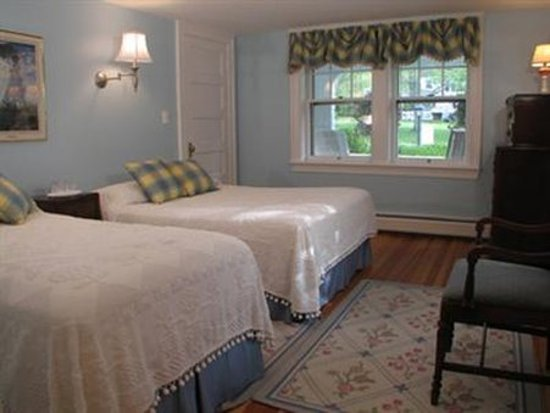 Williamstown, MA : Guest room