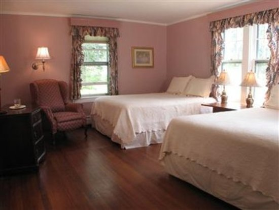Williamstown, MA: Guest room