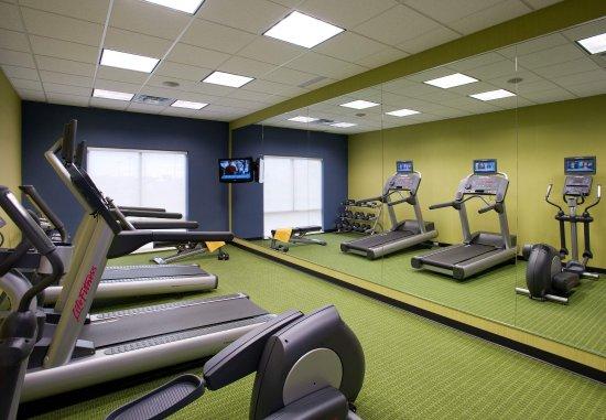 Fairfield Inn & Suites Winnipeg: Fitness Centre