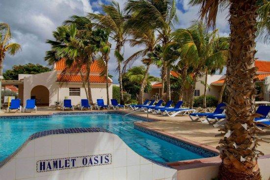 Hamlet Oasis Resort: Swimmingpool