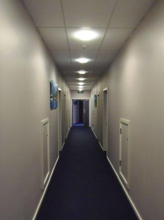 Porirua, Nowa Zelandia: Internal Access Corridor