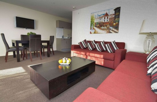 Amore Motor Lodge: Two bedroom apartment