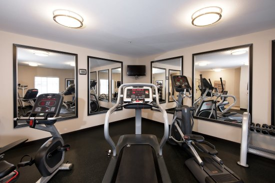 Candlewood Suties Greeley Fitness Center