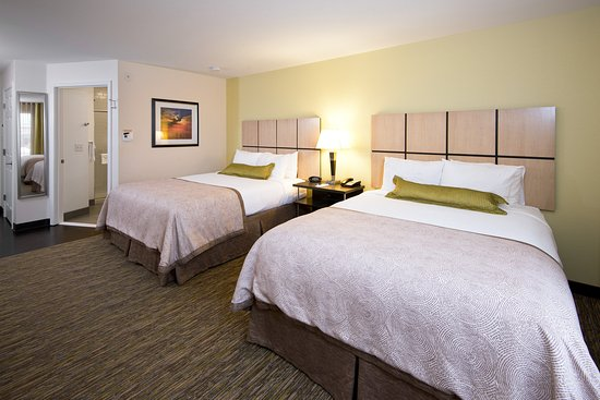 Greeley, CO: Double Bed Guest Room