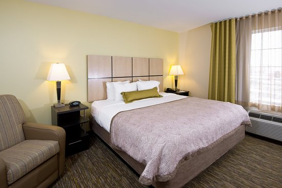 Candlewood Suites Greeley- Apartment style accommodations