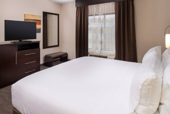 Monroe, Carolina del Norte: King Bed Accessible Room